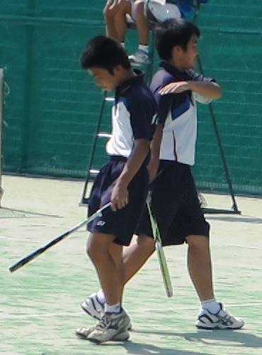 男子ソフトテニス部 - 愛川町立 ...
